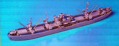 1/700 U.S. Navy transport ship boots W43 (japan import)