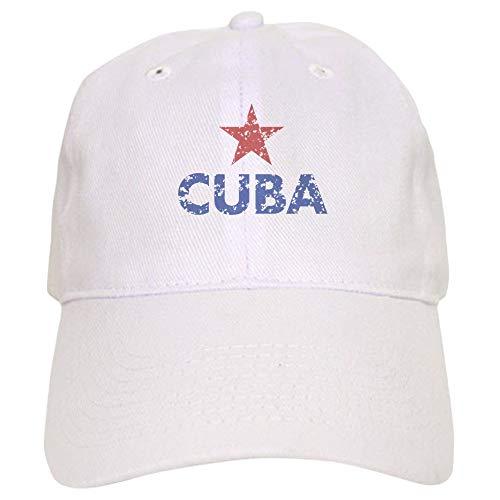 Tooyoo8 Cuba Baseball Cap