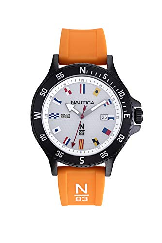 orologio solo tempo uomo Nautica N83 sportivo cod. NAPCBS908