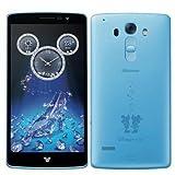 LG(エルジー) Disney Mobile(ディズニーモバイル) DM-01G パウダーブルー docomo