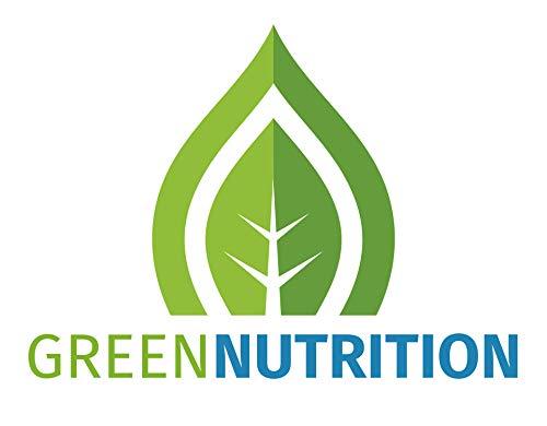 Green Nutrition – F-Burn – 90 Kapseln – 100% Natürlich – Guarana Extrakt – Grüner Kaffee – Grüner Tee – B6 & B12 Vitamine – geeignet für Frauen und Männer – 1er Pack - 4