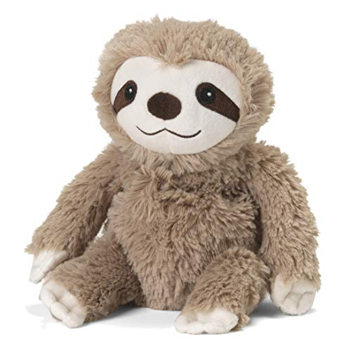 Intelex Warmies Microwavable French Lavender Scented Plush, Jr. Sloth