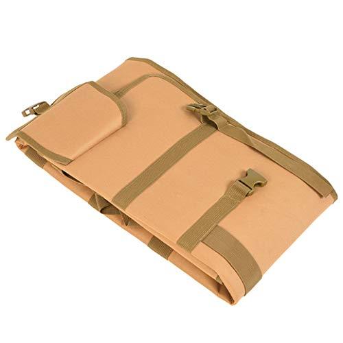 LBSYT Fishing Rod Storage Bag Folding Rod Tackle Storage Bag for Travel Outdoor Fishing Fishing Accessories
