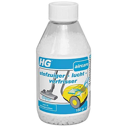 HG stofzuiger – lucht – verfrisser