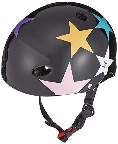 オージーケーカブト(OGK KABUTO) 自転車 ヘルメット 子ども用 FR-KIDS スターブラック 幼児・児童用(頭囲:50~54cm未満)