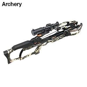 Ravin R20 Sniper Crossbow Package R022, Predator Camouflage