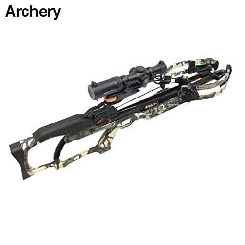 Ravin R20 Sniper Crossbow Package R022, Predator Camouflage