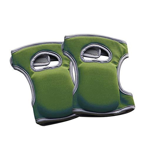 Cobeky 1 Paar Garten Knie Schoner Mehr Zweck Komfort Hausarbeit Haus Knie SchüTzer zum Schrubben Von B?Den Garten Yoga 2