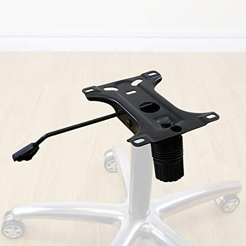 Generico - Leva di sollevamento in metallo con base a gas, meccanismo di ribaltamento per sedia da ufficio