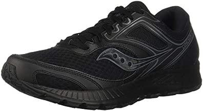 Saucony Versafoam Cohesion 12 Black/Black 9.5