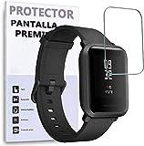 Protector de Pantalla para XIAOMI AMAZFIT BIP - BIP LITE, Premium (Pack 6x)