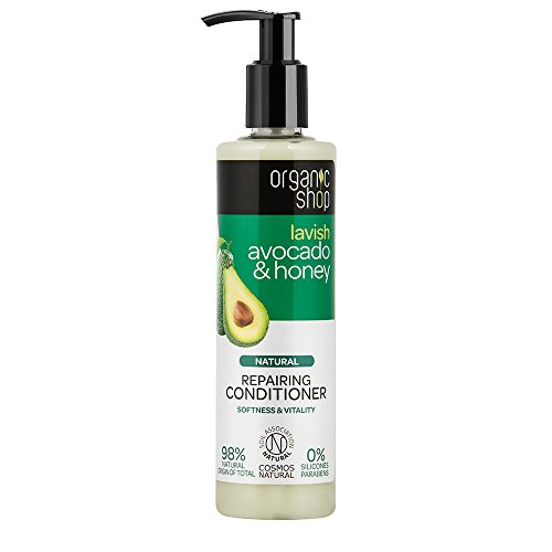 Organic Shop Balsamo Ristrutturante Avocado & Honey - 280ml