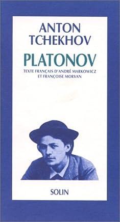 Platonov : [Villeurbanne, Théâtre national populaire, 2 mars 1990]