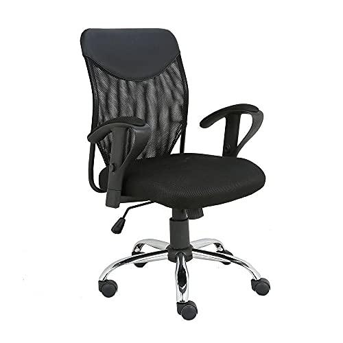 Cadeira de Escritorio Presidente Lift GA203 - Multilaser, Preto
