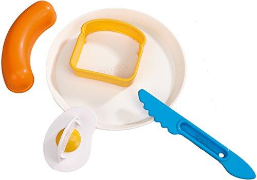 HABA 301452 - Sun Bistro Herzhaftes Sandfrühstück