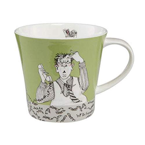 Goebel Montag hat angerufen - Coffee-/Tea Mug Dr. Barbara Freundlieb Barbara Freundlieb Bunt Fine Bone China 27000441