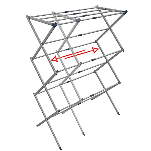 Clothes Drying Rack - Drying Rack - Laundry Drying Rack - Laundry Hanger - Baby Clothes Drying Rack...