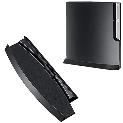 Kailisen Vertical Stand Holder Hold Dock Base for Playstation PS3 Slim Console