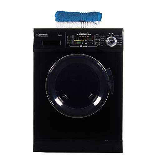 Equator 2019 24' Combo Washer Dryer Silver Winterize+Quiet