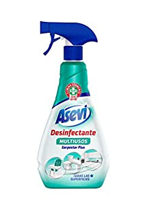 Desinfectante Multiusos Asevi Gerpostar Plus 750ml