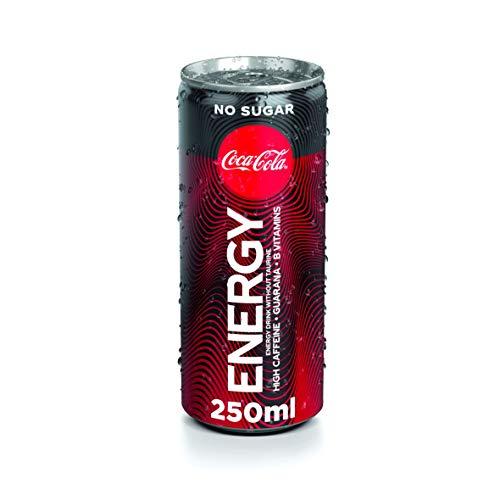 Coca Cola ENERGY zero surgar (12x0,25l Dose)