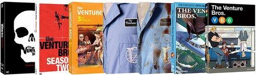The Venture Bros. Seasons 1-6 (DVD)