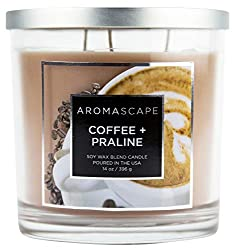the best coffee flavored candles on Amazon