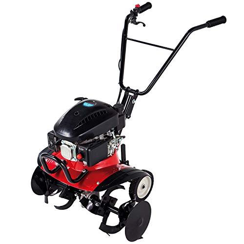 ナカトミドリームパワー(DreamPower)エンジン耕運機家庭用小型家庭菜園4サイクルERC-98DQ