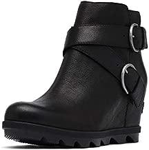 Sorel Joan of Arctic Wedge II Buckle Boot - Women's Black, 7.0