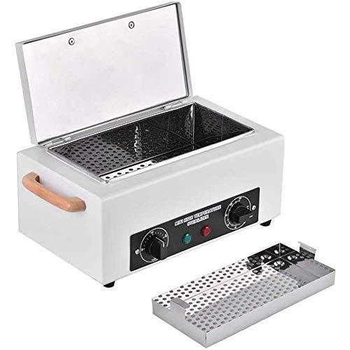 Autoclave Sterilizers High Temperature Dry Heat Sterilizer Box Tattoo Autoclave Machine for Manicure Pedicure Spa Salon Beauty Nail Metal Tools