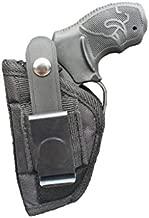 Nylon Belt or Clip on Gun Holster Fits Taurus Judge Public Defender