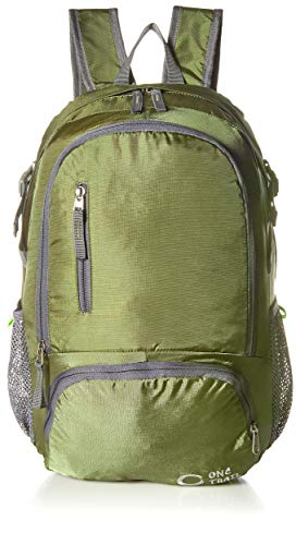 OneTrail 30L Packable Hiking Daypack | Ultralight, Ripstop (Olive Green)
