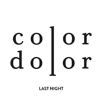 Last Night (Radio Edit)
