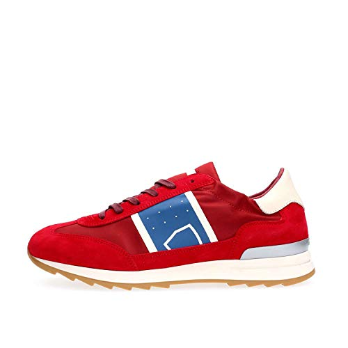 PHILIPPE MODEL PARIS PSLU B021 Toujours Sneakers Homme Red 41