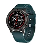 XYZK 2021 DT78 Smart Watch 2021 IP68 IP68 1,3 Pulgadas Señoras de Las señoras Reloj Deportivo Running Track Call Reminder Ritmo cardíaco Bluetooth Smart Watch,C