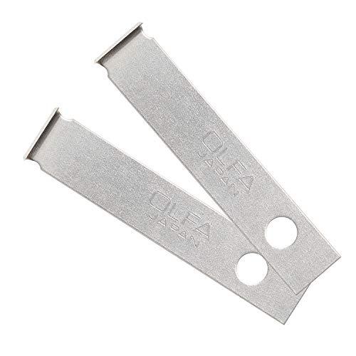 オルファ(OLFA) アートナイフプロ替刃 2枚入り 引きかき刃 ペンタイプ型ナイフ ペンタイプ型カッター XB157M