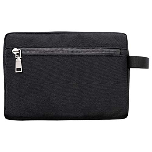 DASNTERED Smell Proof Case, Smell Proof Bag Convenient Odor Proof Waterproof Activated Carbon Functional, Durable Bag for Storage
