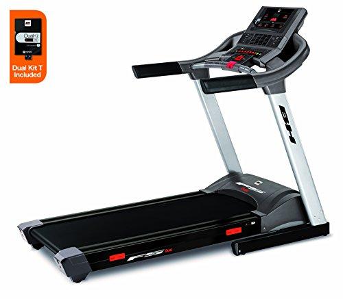 BH Fitness - Cinta De Correr F5 Dual + Dual Kit
