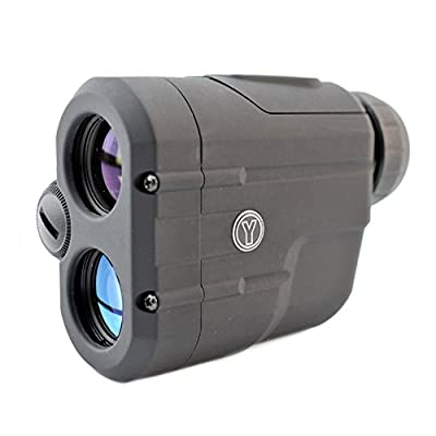 Yukon Advanced Optics Extend LRS-1000 X Hunting Golf Laser Rangefinder by by Yukon