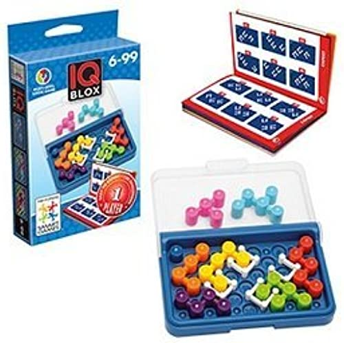 Smart Games IQ Blox Brainteaser Puzzle Game by SmartGames