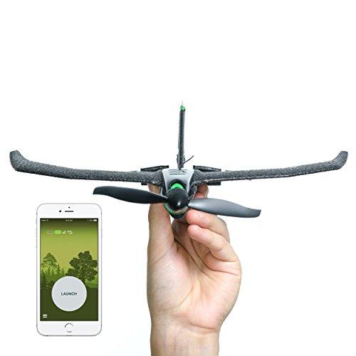TobyRich SmartPlane Pro: Smartphone App gesteuertes Stuntflugzeug - ferngesteuerte Drohne für iOS und Android