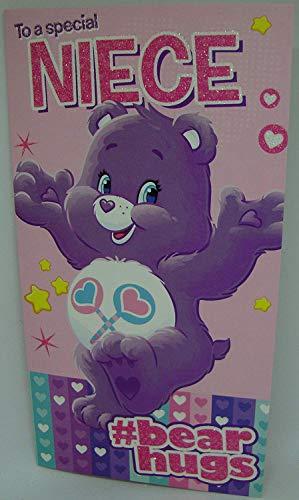Care Bears To a Special Niece verjaardagskaart