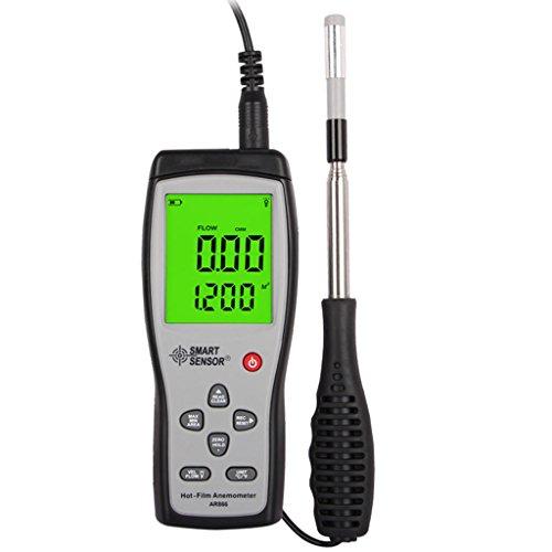 Windmesser Hotline Thermal Anemometer Handluftdurchflussprüfgerät