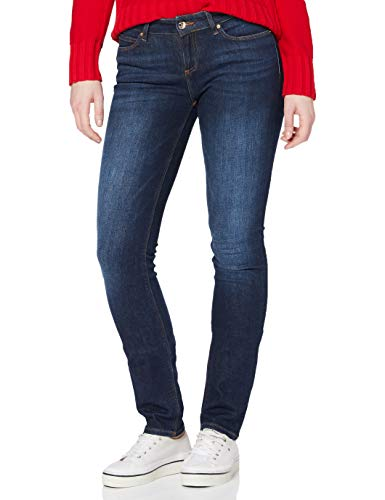 Tommy Hilfiger Damen MILAN LW ABSOLUTE BLUE Slim Jeans, Blau (Absolute Blue Wash 420), W31/L32