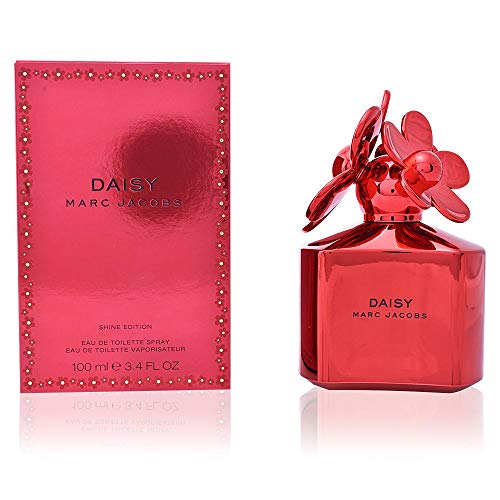 Marc Jacobs Daisy Gold Eau de Toilette Spray, 3.4 Ounce | Limited Edition