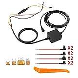 Kit de cable duro para cámara de salpicadero Garmin para el modo de aparcamiento, Dash Cam 45, 55 65, mini 010-12530-03