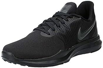 Nike AQ9939-002  Womens in-Season TR 8 Black/Black Training Sneakers  8 W US Women