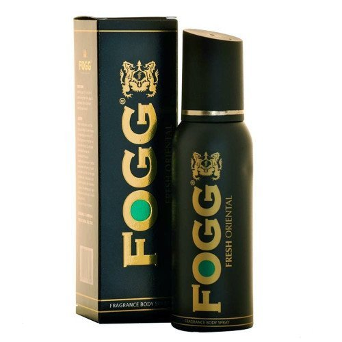 Fogg Fresh Oriental Black Series For Men, 150ml