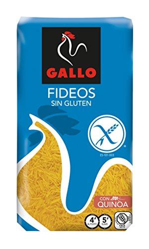 Gallo Fideos sin Gluten, 450g