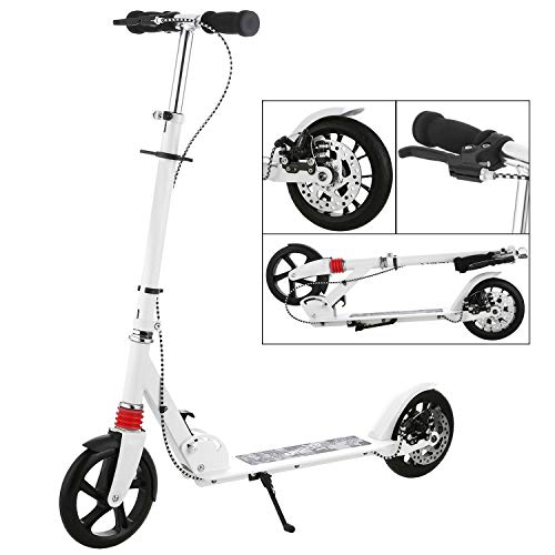 Hikole Scooters for Adults Teens with Handbrake, Kick...